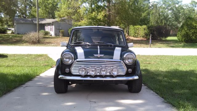 classic mini cooper for sale 1985. Black Bedroom Furniture Sets. Home Design Ideas