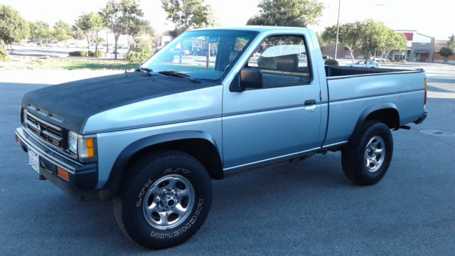 Clean  Excellent Running 1991 Nissan 4x4 Hardbody Pickup