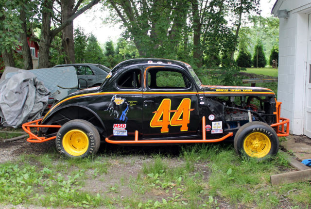 Cool 1938 Ford Vintage Midwest Outlaw Race Car 295 Cid Flathead