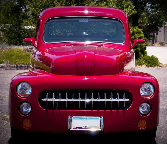 Chevrolet Flagstaff: Custom 1951 Ford F1 Truck