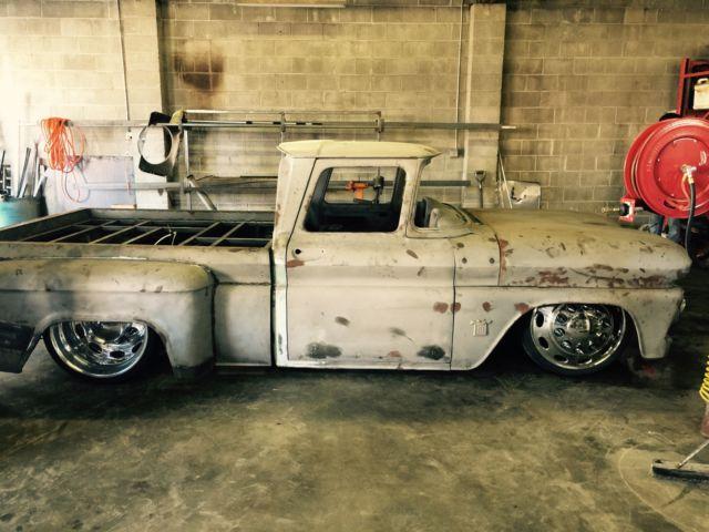 Custom 1963 C10 Dually