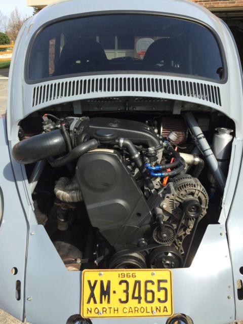 Custom 2.0 Fuel Injected 1966 VW Bug Beetle Hot Rod hotrod ...