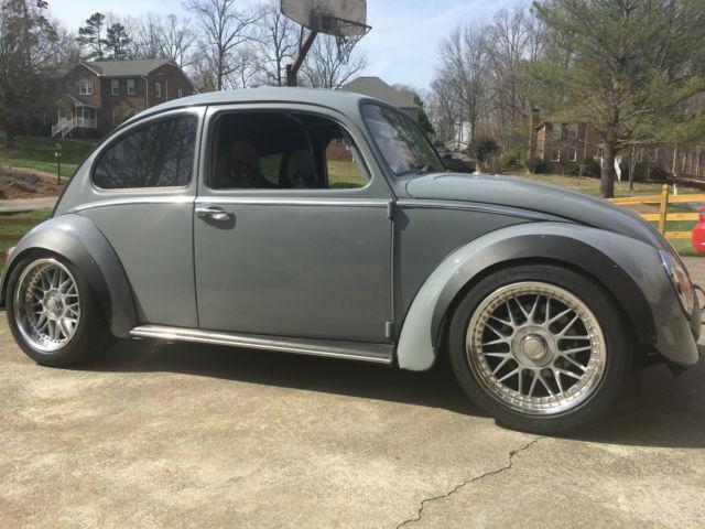 Custom 2.0 Fuel Injected 1966 VW Bug Beetle Hot Rod hotrod rat ratrod volkswagen