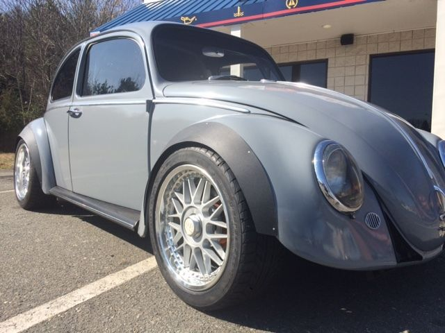 Custom 2 0 Fuel Injected 1966 Vw Bug Beetle Hot Rod Hotrod Rat Ratrod Volkswagen
