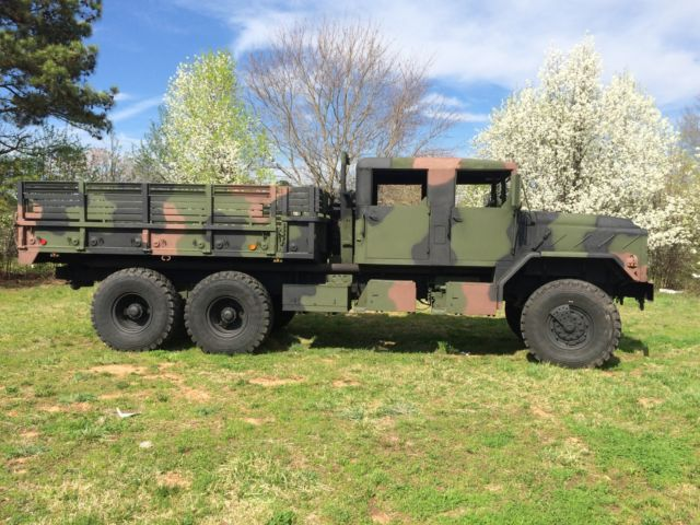 Crew Cab 5 Ton Military Truck For Sale
