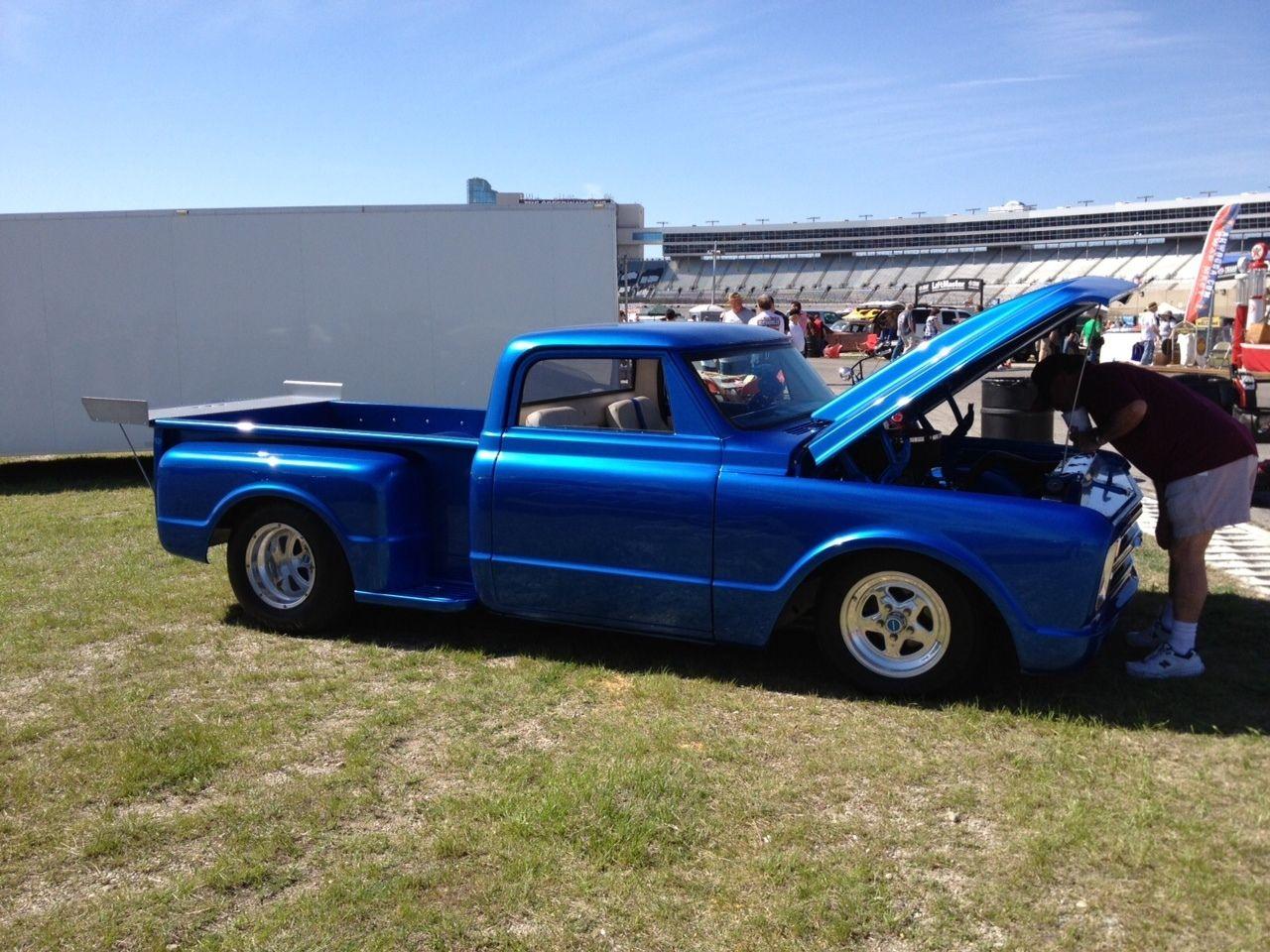Rhino Lined Truck >> Custom Pro Street - Multi Show Winner 1968 Chevy C10 ...