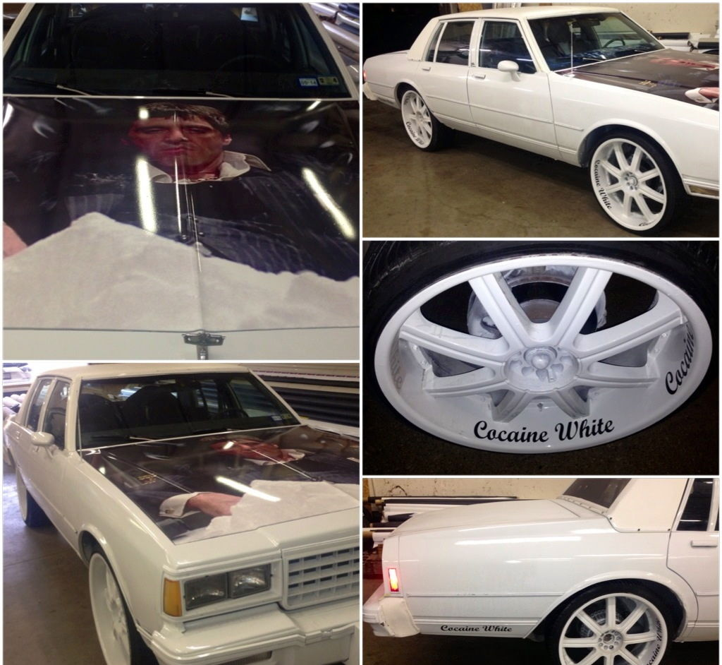 CUSTOM SCARFACE CAPRICE~ ONE OF A KIND!!! For Sale In