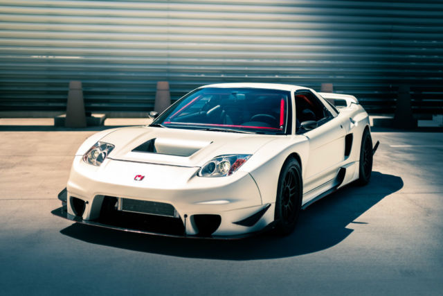 Acura Nsx For Sale >> CUSTOM WIDE-BODY 1992 ACURA NSX TURBO, FULL '02 CONVERSION ...