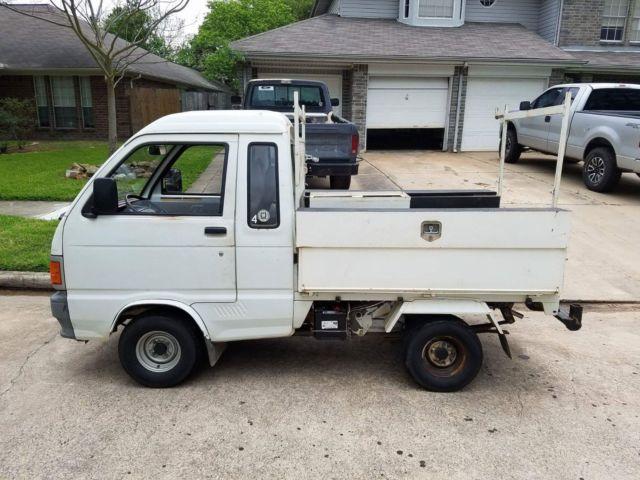 Daihatsu Hijet Jumbo Cab 2WD