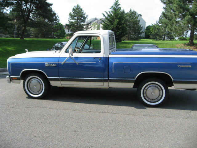 Cold Lake Dodge >> DODGE D150 1984 RAM PICKUP