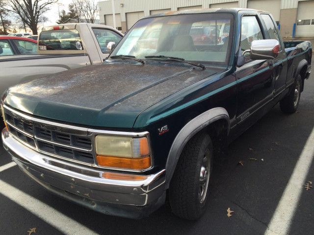 Dodge Dakota Sport Cheap Truck Beater No Reserve V8 Magnum