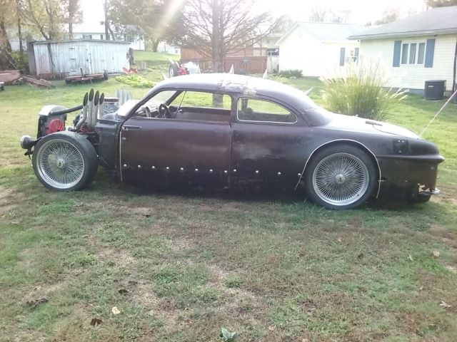 Ebay Motor Car 1950 Ford Coupe Orginal