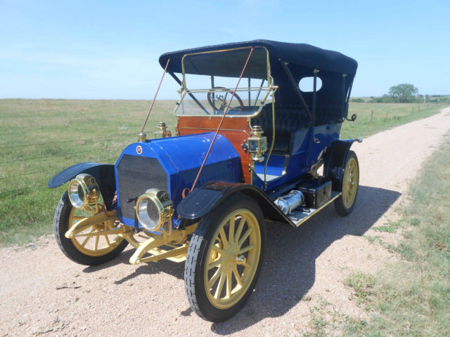 Elmore model 25 touring 1911 rare two cycle engine fully for Gmc motors for sale