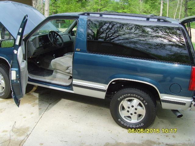 1994 chevy blazer 4x4
