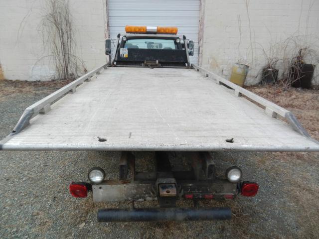 F450 Ford Super Duty 7.5L Roll back, Wrecker Tow Truck ...