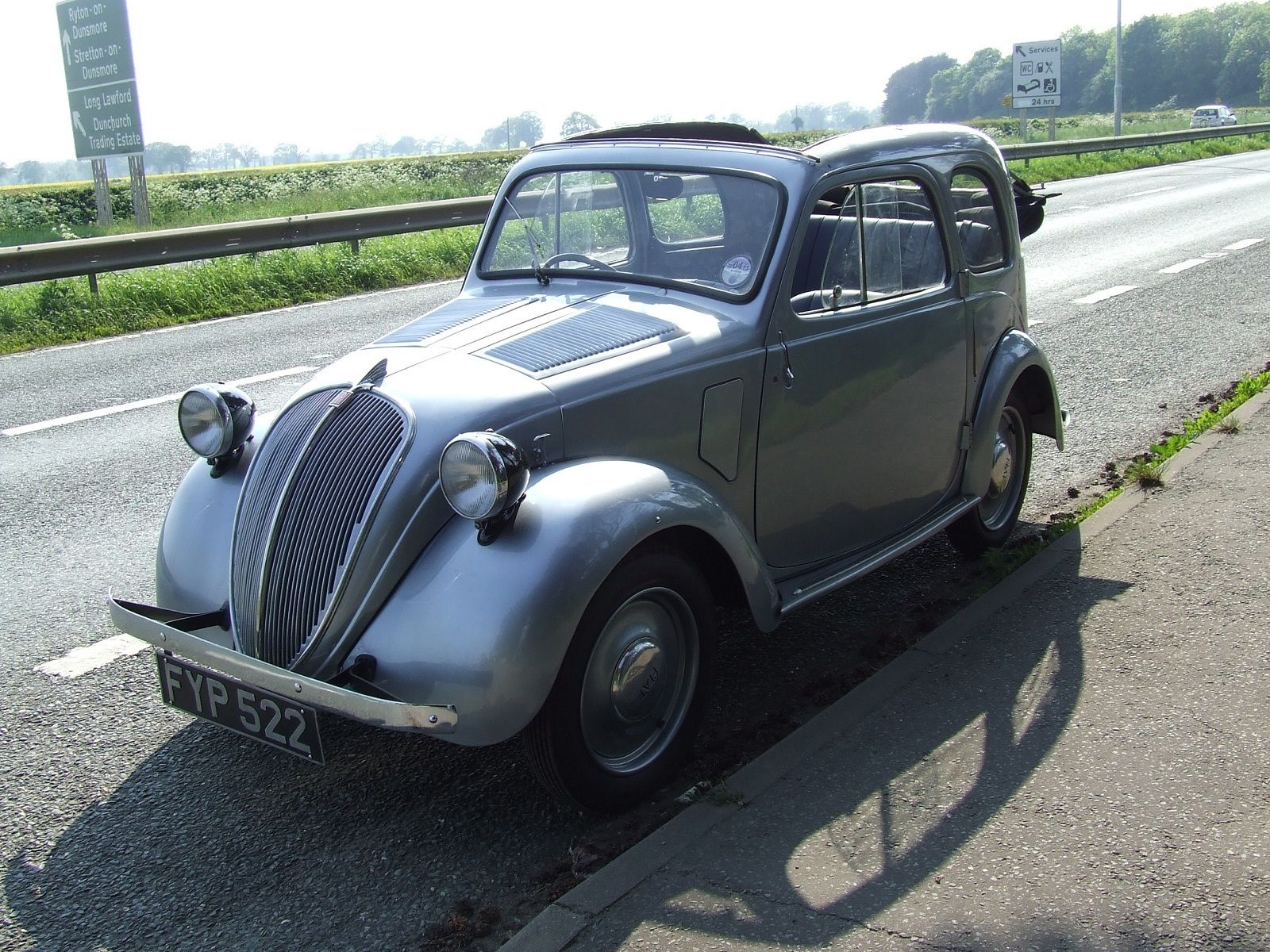 Fiat Topolino Rare 1939 Convertible 4 Seater Prev Owned By 2nd Duke 1954 500 For Sale Westminster