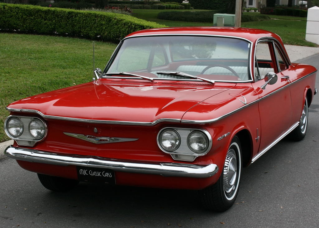 first year model survivor 1960 chevrolet corvair deluxe coupe 65k miles. Black Bedroom Furniture Sets. Home Design Ideas
