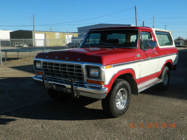 1979 ford bronco for sale in garden city kansas united states. Cars Review. Best American Auto & Cars Review