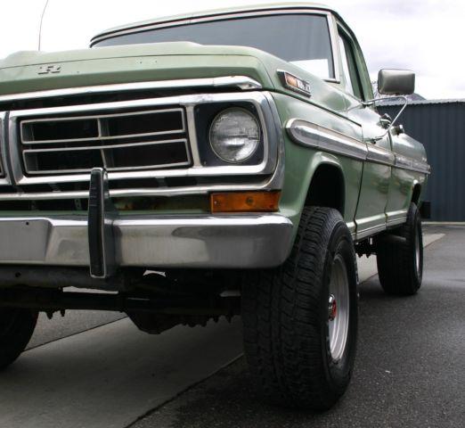 Ford F250 Highboy Ranger XLT For Sale In Ogden, Utah