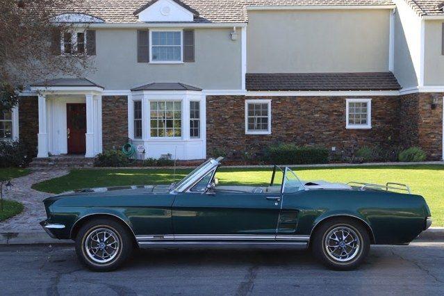 Ford Mustang 1967 GTA 390 Convertible