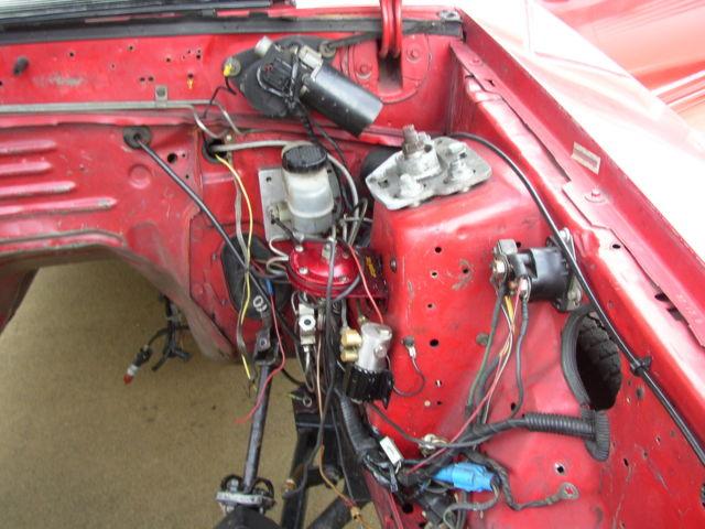 Ford Mustang Lx 5 0 Fox Body Roller Drag Car