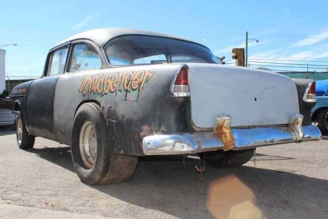 gasser for sale 1955 chevy nhra real barn find drag car hot rod race car racing. Black Bedroom Furniture Sets. Home Design Ideas