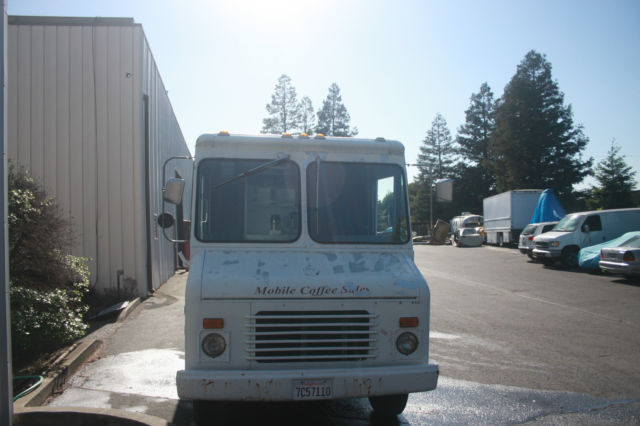 Gmc chevy 350 engine 1985 coffee truck for sale in for Gmc motors for sale
