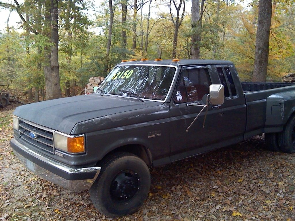 Good Ford Truck With 7 3 Idi Diesel Engine  5 Speed Manual