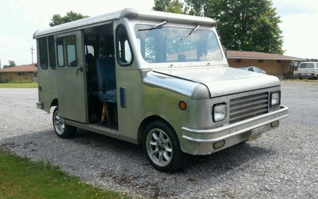 Diesel Trucks For Sale In Ohio >> Grumman Kubvan Stepvan VW Volkwagen 1984