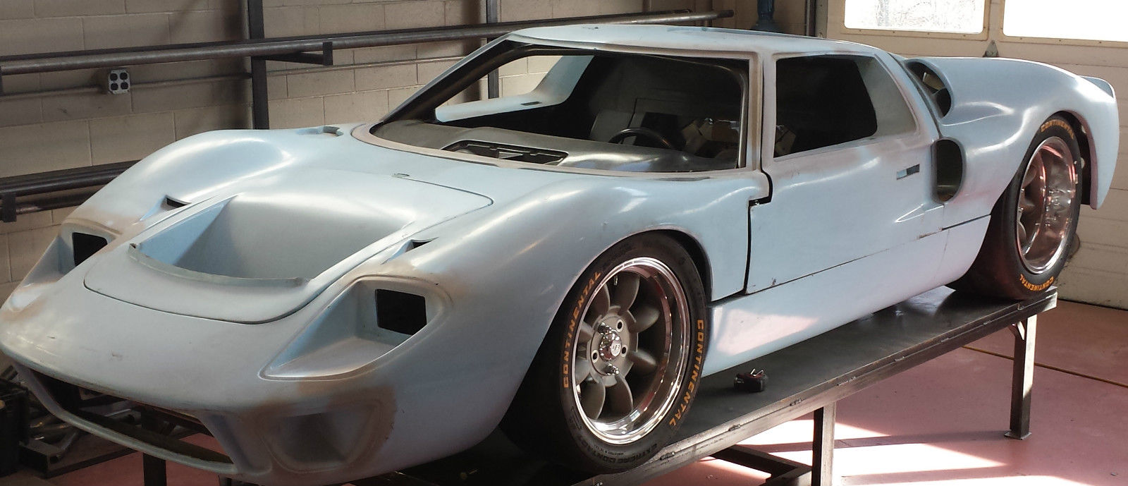 Gt40 Build For Sale In Reading Pennsylvania United States