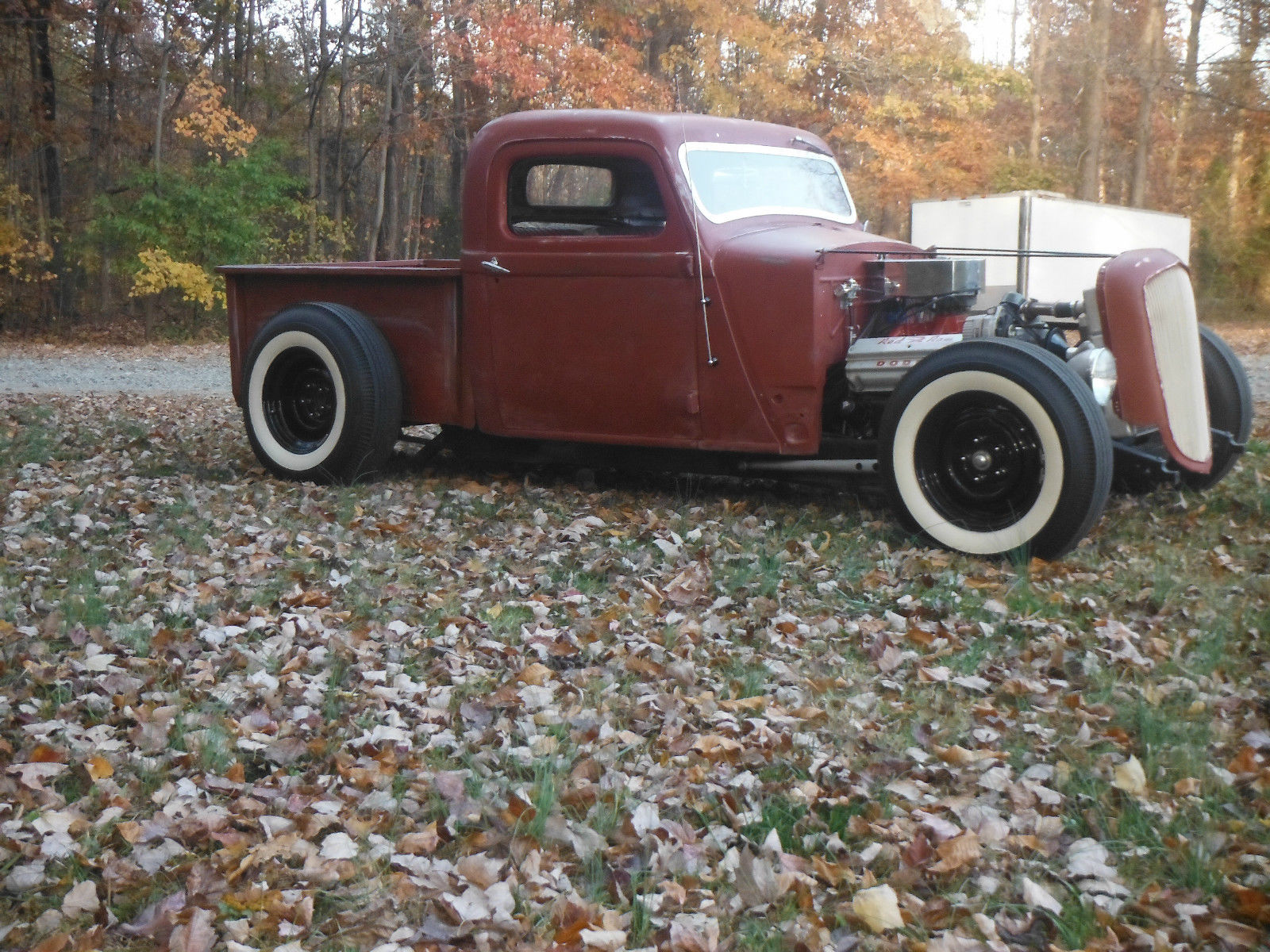 Hot Rod Rat Dodge Truck 1949 1 Ton Stake Bed
