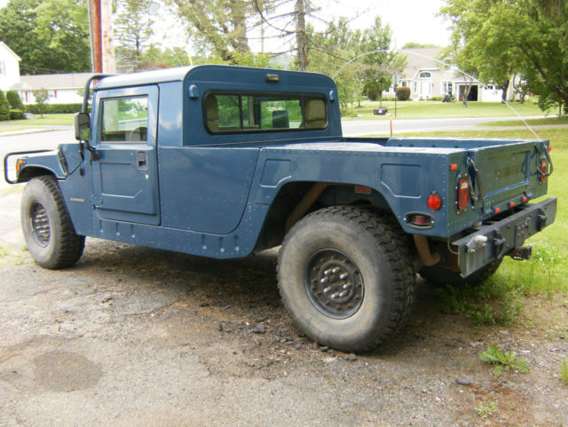Hummer H1 Am General Truck Other Sel Arizona 4x4 Rare Low Nr Pickup Rust Free