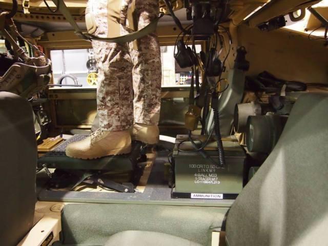 Military Vehicles For Sale Canada >> Humvee Hummer H1 SLANTBACK M1045 6.5 Turbo 4 speeds ARMOR frame off restauration