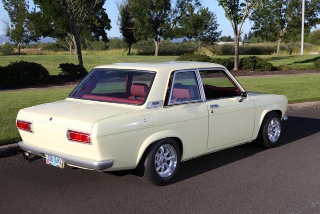 Incredible 1971 Datsun 510, 2 door sedan, JDM, Nissan ...