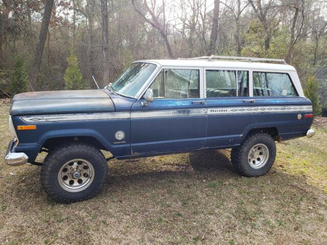 Jeep Cherokee Chief >> Jeep Cherokee Chief Wagoneer