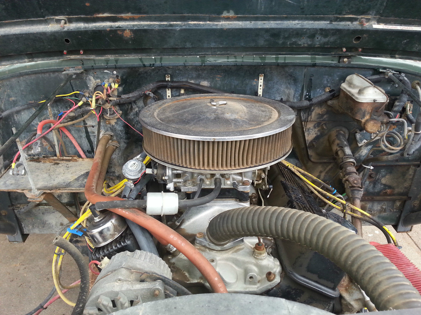 Chevy 350 Transmission Related Keywords & Suggestions