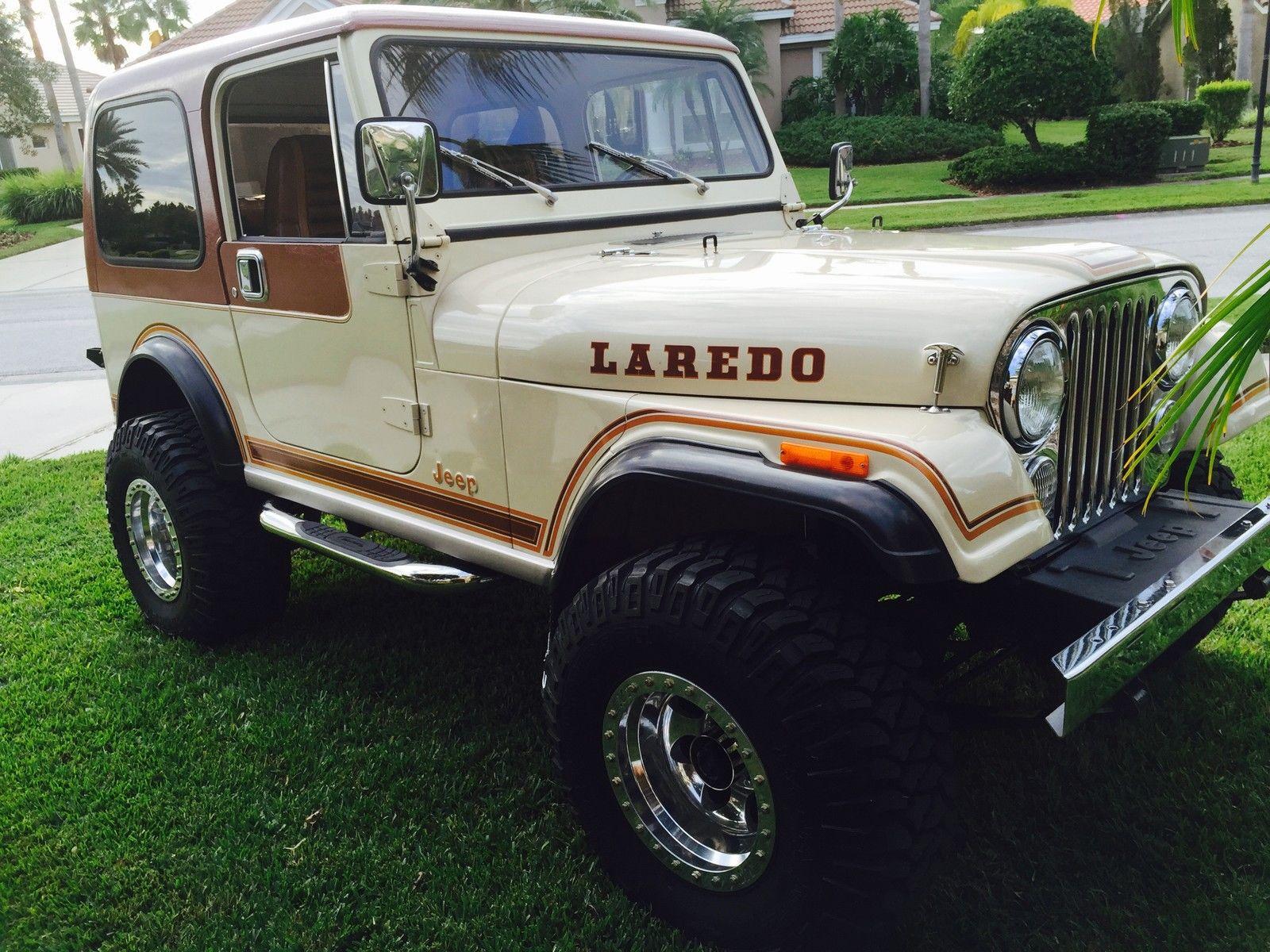 Jeep Cj Laredo K Original Miles Exceptional Condition on 2 Door Manual Jeep For Sale