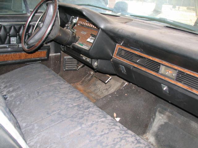 lincoln continental 1968 parts car vg ex interior exterior trim complete car. Black Bedroom Furniture Sets. Home Design Ideas