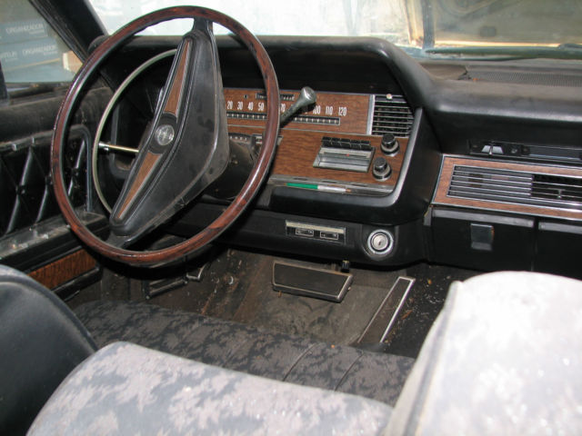 lincoln continental 1968 parts car vg ex interior exterior trim complete car. Black Bedroom Furniture Sets. Home Design Ideas