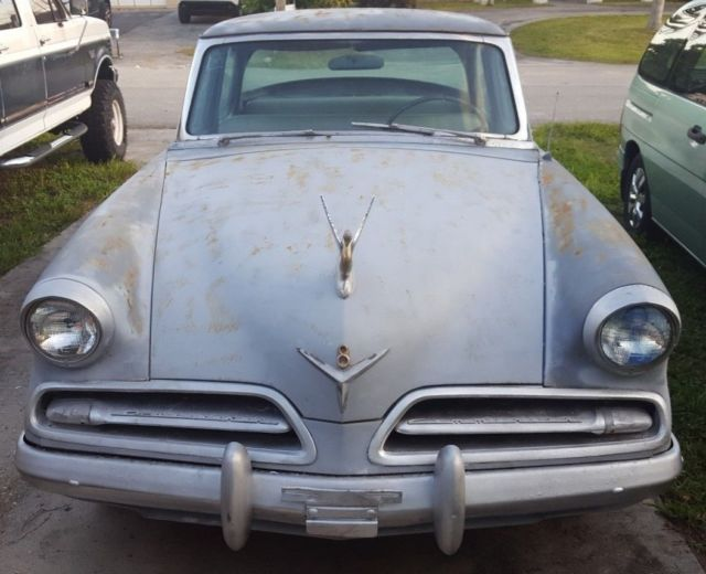 MAKE OFFER!!! 1953 STUDEBAKER COMMANDER 4 DOOR SEDAN 62 K MILES--RUNS