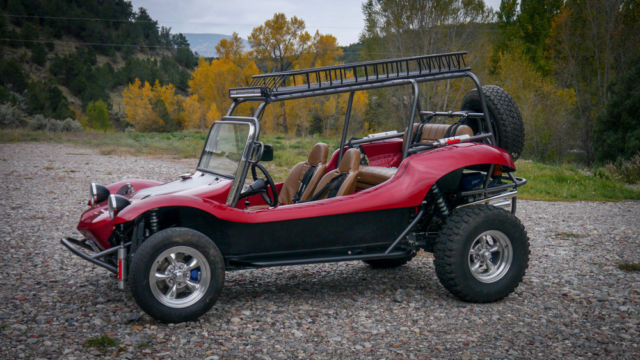Manx Style Mid Travel Buggy 4 Seater Vw Volkswagon Off Road