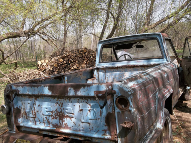 """Jeep Brute For Sale >> mid-1960's Jeep Gladiator 4WD Pickup - """"the Beautiful Brute"""""""