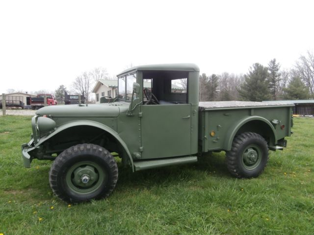 Military m37 dodge power wagon for West virginia department of motor vehicles phone number