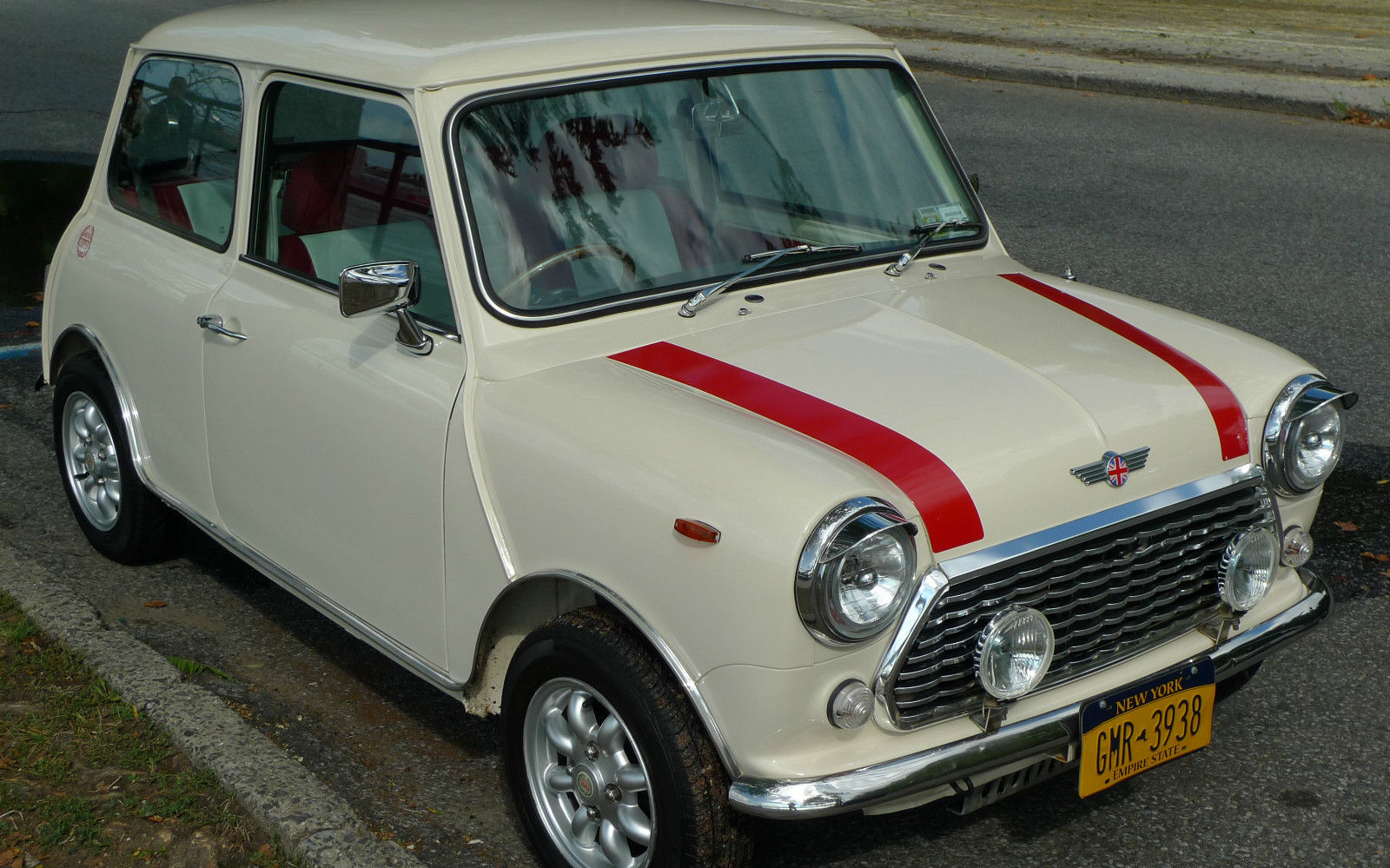 mini cooper classic mini mayfair 1989