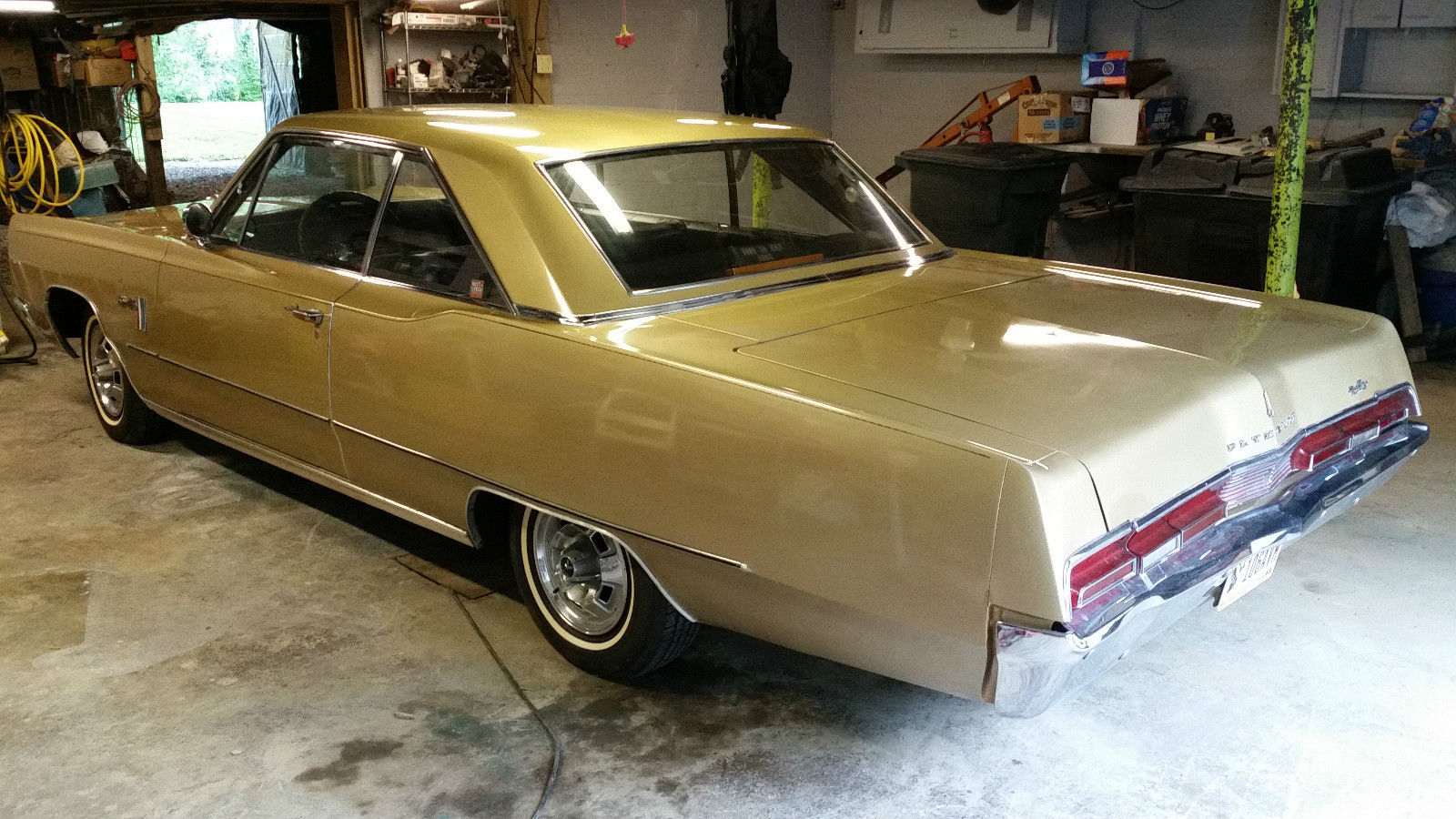 Mint 1967 Plymouth Fury 3 Sport with only 53986 miles