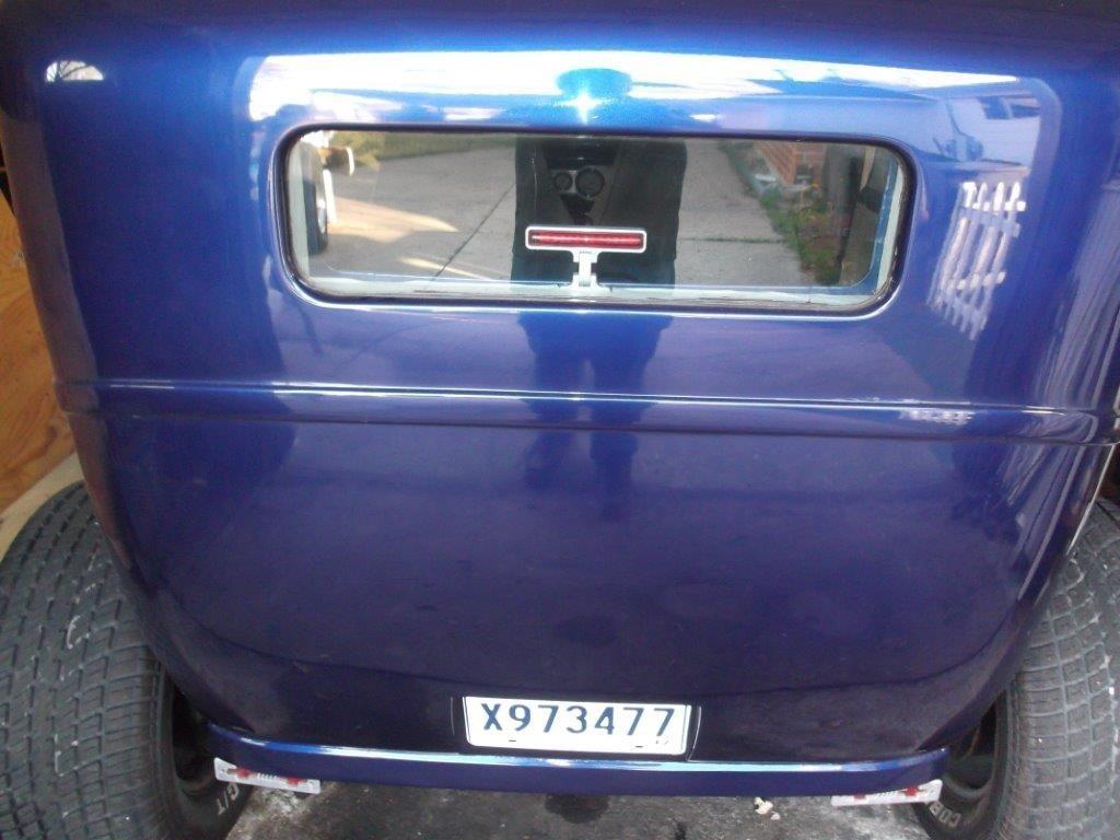 Model A Ford Tudor 1928 All Steel Body