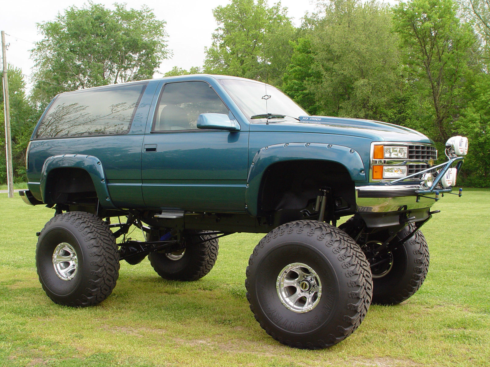 Monster Chevy Lifted 4x4 Lifted Chevy
