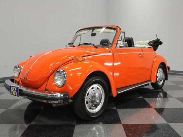 nice shiny orange paint great running 1600cc motor fun car w great price. Black Bedroom Furniture Sets. Home Design Ideas