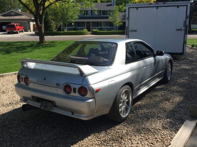 Nissan Skyline Gtr Gt R R32 Awd Rb26dett Federally Legal In Usa Rhd