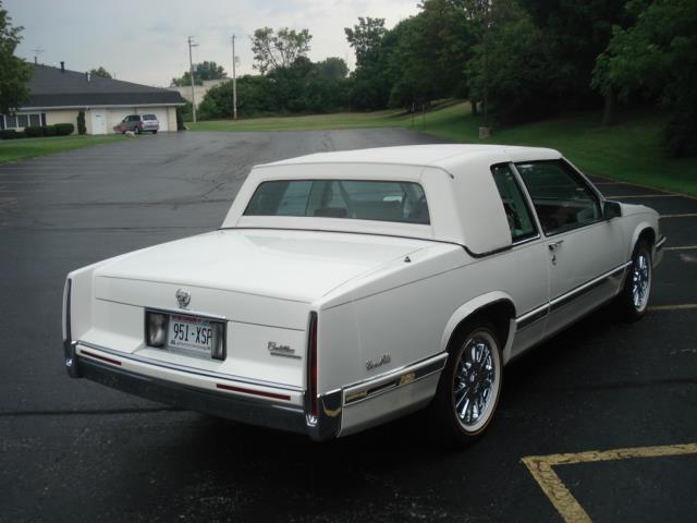 No Reserve 1991 Cadillac Coupe Deville All Original Triple